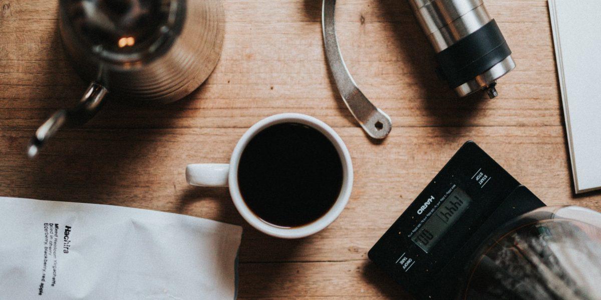 BÁSCULAS DIGITALES PARA CAFÉ
