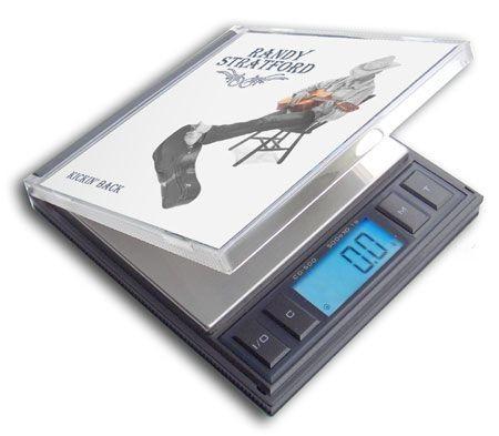 Báscula digital de precisión CD-500