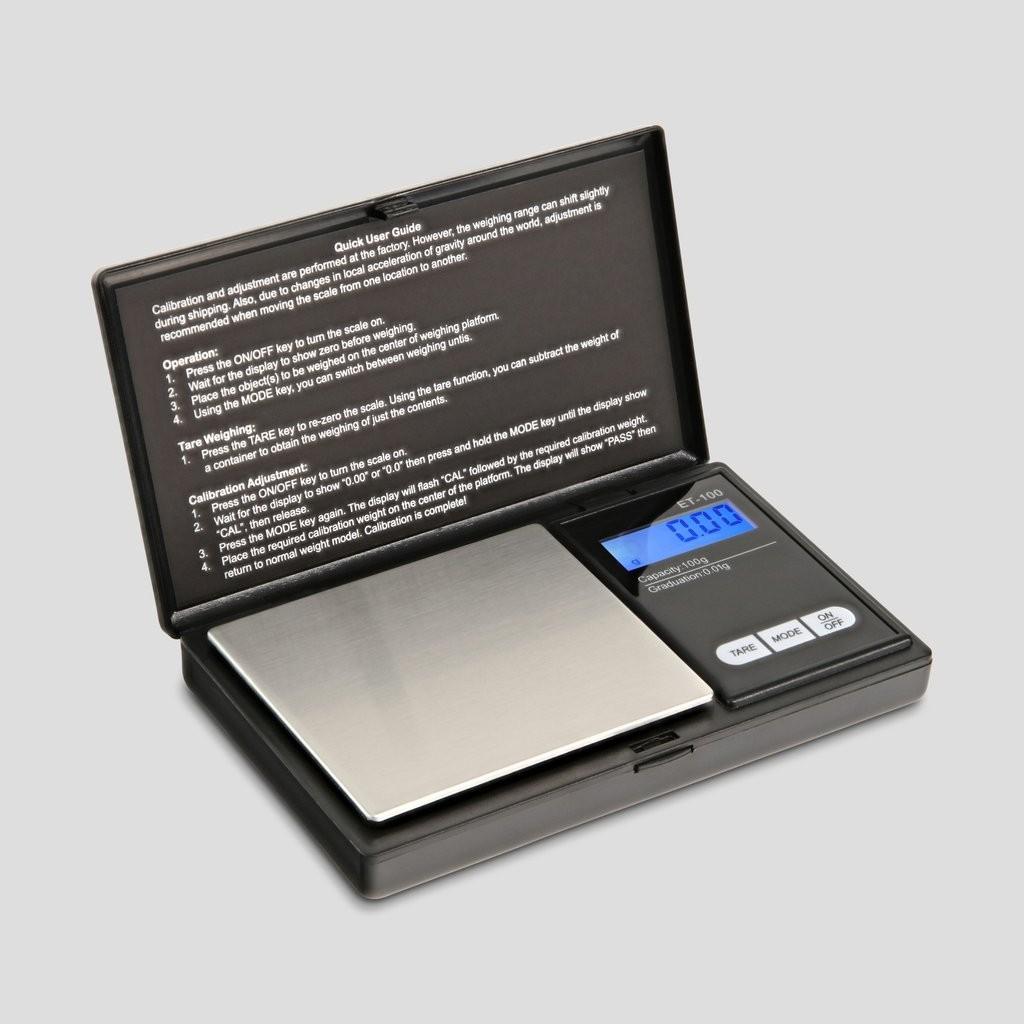 Báscula digital de precisión Kenex eternity 100