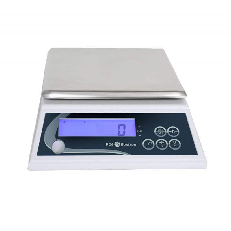 Báscula industrial de sobremesa Baxtran PD6-LCD