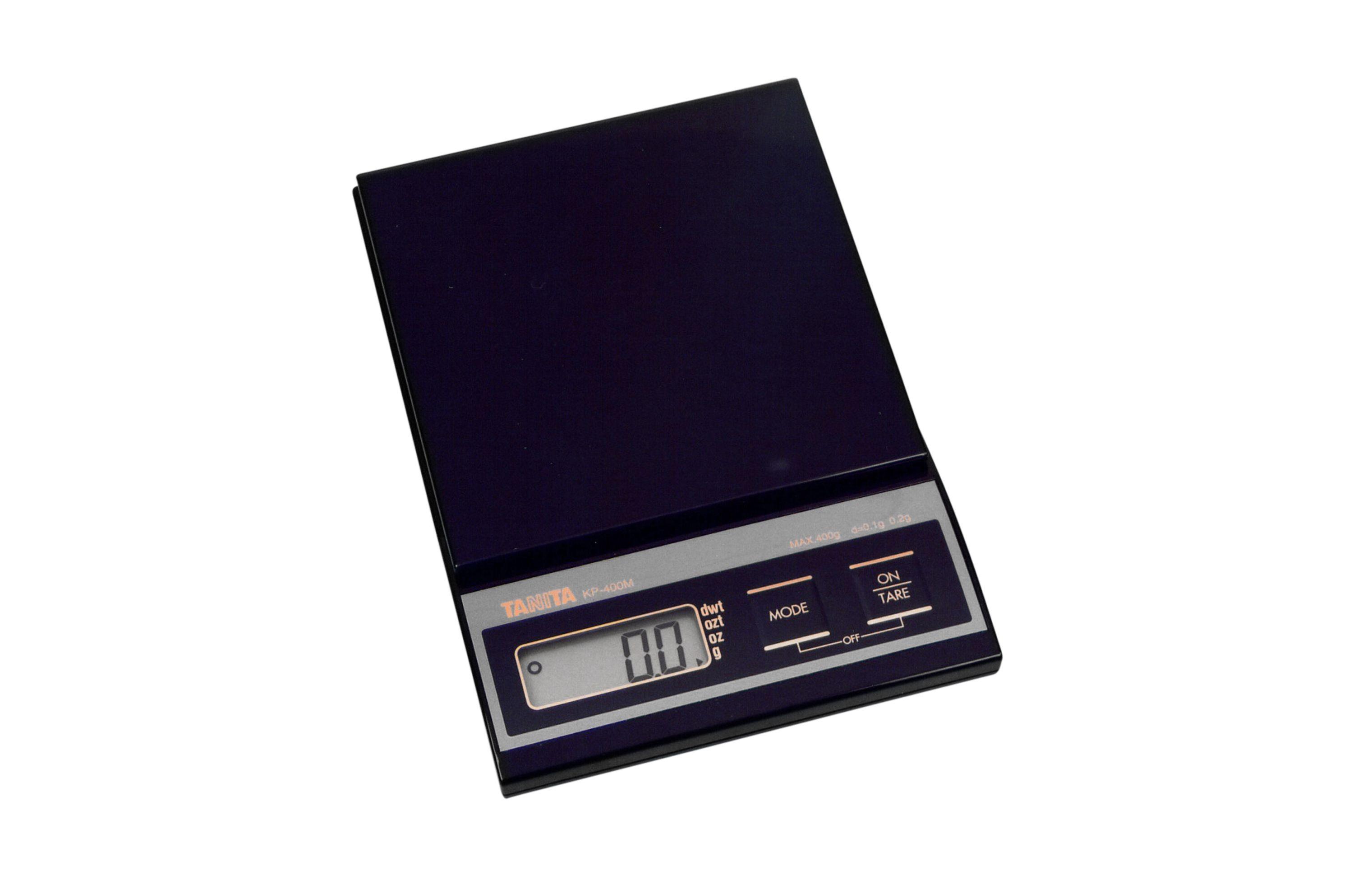 Báscula Digital de Precisión KP-400M de TANITA