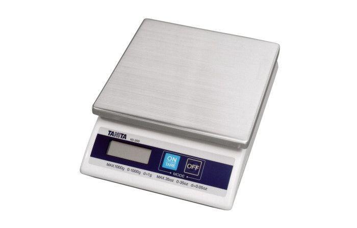 Báscula digital de precisión Tanita KD 200- 200 (2 Kg x 1g)