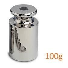 Pesa calibración 100g