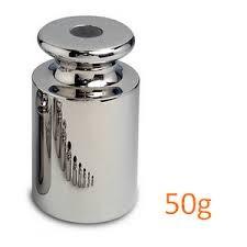 Pesa calibración de 50g