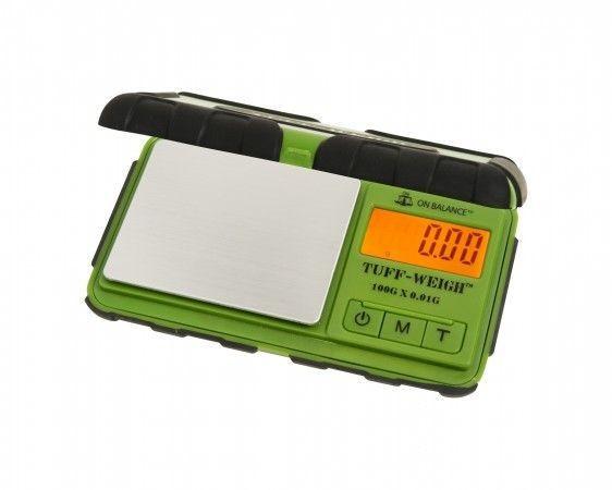 Báscula de precisión Resistente Tuff Weigh 100g x 0,01g