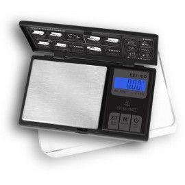 Báscula de precisión DZT-100 (100g x 0.01g)