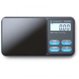 Báscula de precisión resistente al agua MAR-100 (100g x 0.01g)