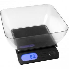 Báscula de precisión de mesa MEGA-8 (8 Kg x 1g)